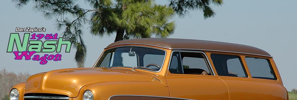 Dan Zapico's 1951 Nash Wagon