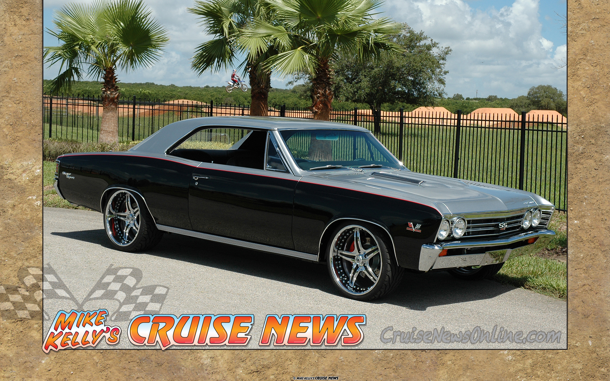 Special Items Mike Kellys Cruise News 1957 Chevy Impala Ss 1967 Chevelle Wallpaper