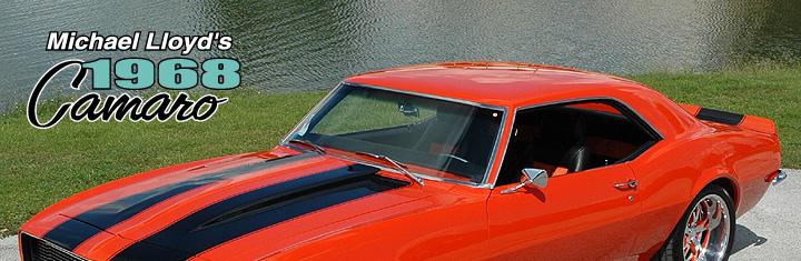 Michael Lloyd S 1968 Chevy Camaro