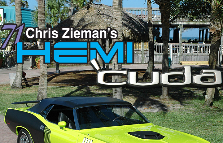 How Many Horsepower Is A 5.7 Hemi >> Chris Zieman's 1971 Plymouth Hemi 'Cuda Convertible