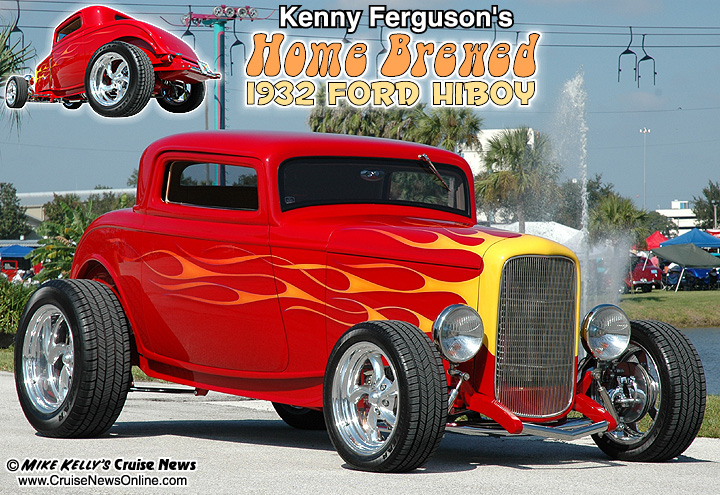 1932 Ford Hot Rod. Kenny Ferguson#39;s 1932 Ford