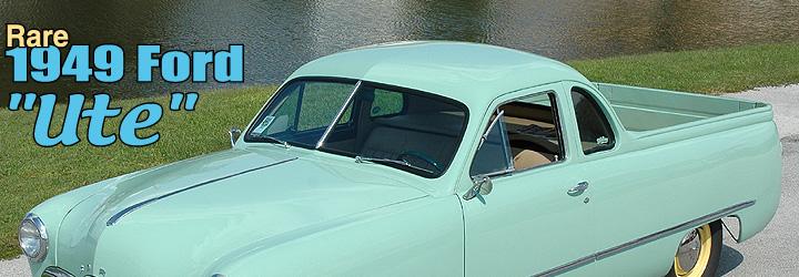 Bob Van Horn S 1949 Ford Quot Ute Quot Australian Utility