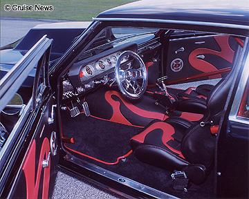 Tony Gonzalez S 1965 Pontiac Gto