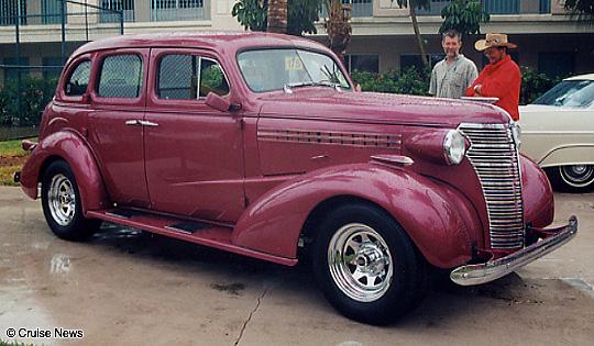 Beach blast 8 may 19 2002 for 1938 chevy 4 door