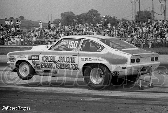 Drag Racing List - Don Carlton