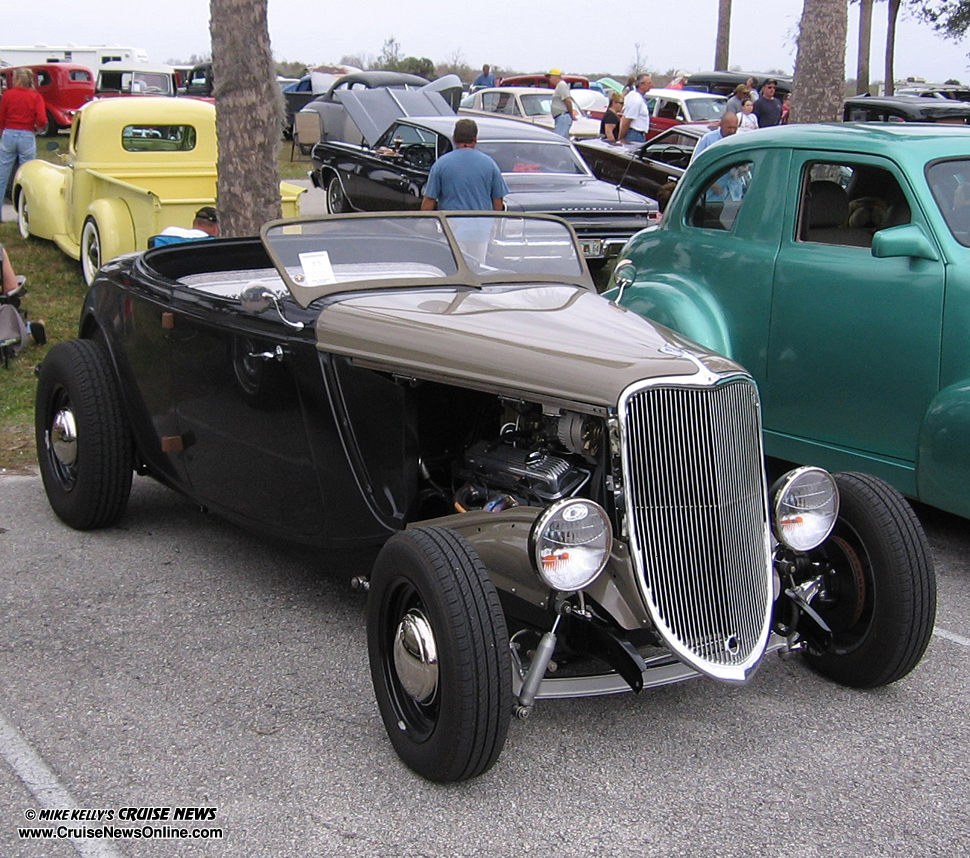 river ranch rod run   mike kelly s cruise news