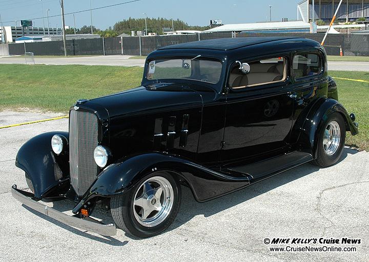 Nsra southeast nationals october 12 14 2007 for 1933 chevy 2 door sedan